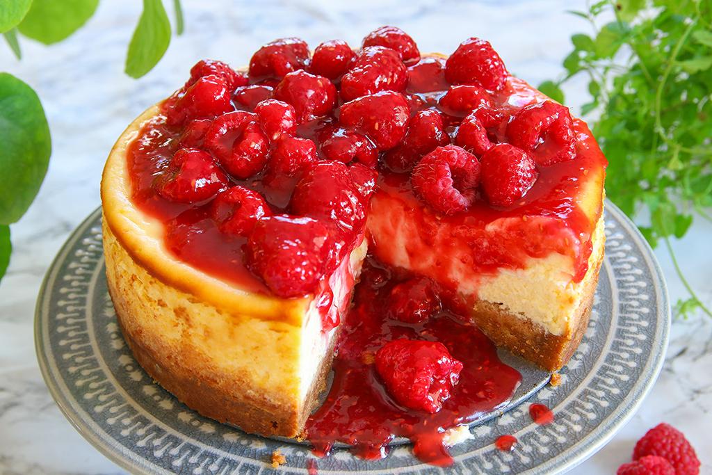 New York Cheesecake ay Howard Johnson