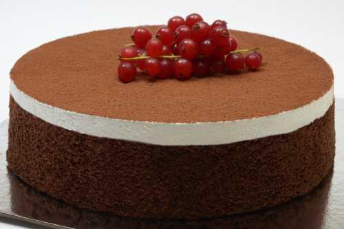 Duo Chocolate cake at Howard Johnson