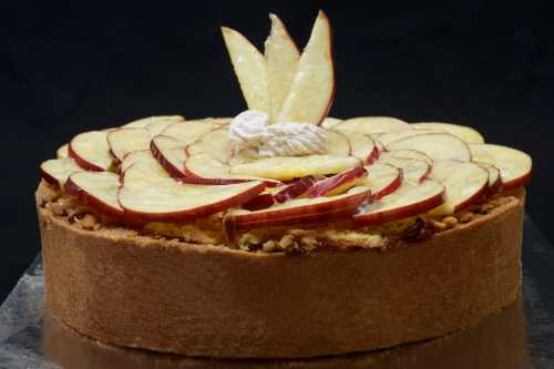 Apple Pie at Howard Johnson