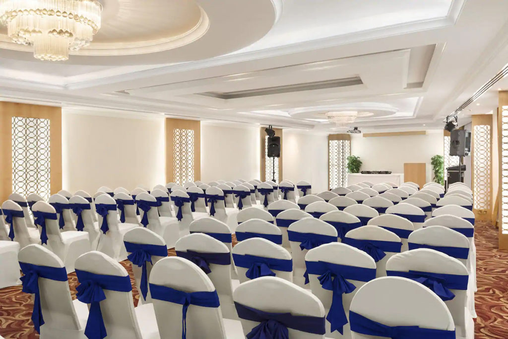 Conference at Howard Johnson Bur Dubai