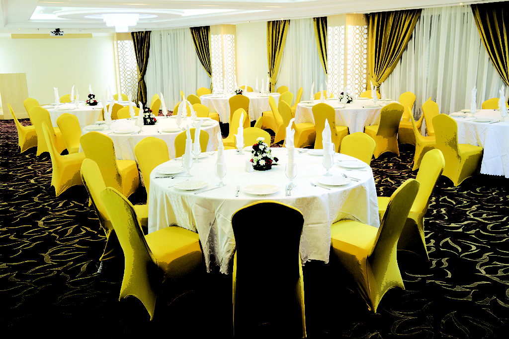 Banquet Hall at Howard Johnson Bur Dubai