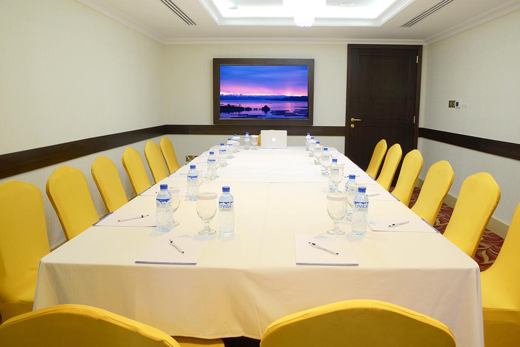 Corporate Events at Howard Johnson Bur Dubai