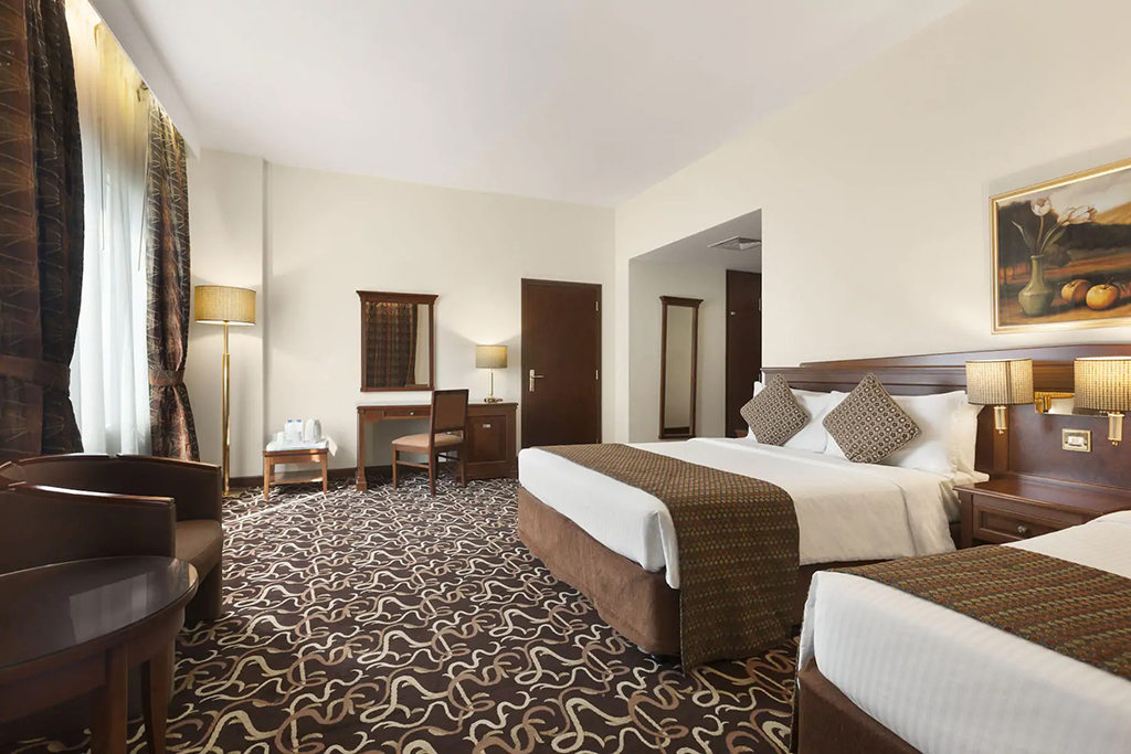 Junior Suite at Howard Johnson Bur Dubai