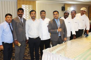 Staff at Howard Johnson Dubai