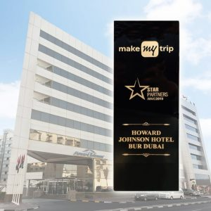 'Makemytrip Customer Choice Award'