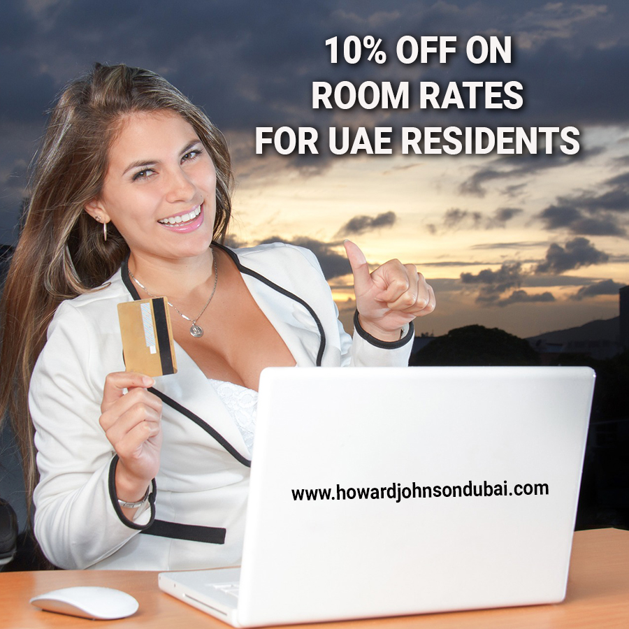 10% off on Room Rates for UAE Residents